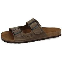 Chaussures Homme Mules Interbios  Marron
