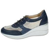 Chaussures Femme Baskets basses Moda Bella  Bleu