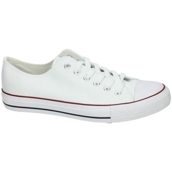Chaussures Homme Baskets basses Demax  Blanc