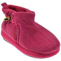 Chaussures Enfant Chaussons De Fonseca Usanza Pantoufles rose