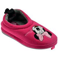Chaussures Enfant Chaussons De Fonseca Minnie Pantoufles rose