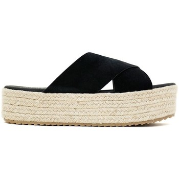 Chaussures Espadrilles Coolway EMMA Noir