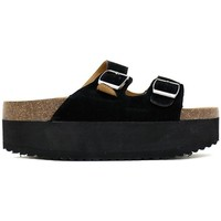 Chaussures Mules Coolway KITTEN Noir