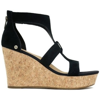 Chaussures Sandales et Nu-pieds UGG WHITNEY Noir