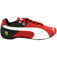Chaussures Homme Baskets basses Puma FUTURE CAT SF FERRARI Chaussures Mode Sneakers Homme rouge