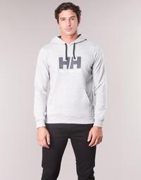 Vêtements Homme Sweats Helly Hansen HH LOGO HOODIE Gris