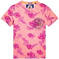 Superdry BOARD RIDERS POCKET LIT WEIGHT TEE