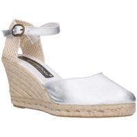 Chaussures Homme Espadrilles Fernandez 682  7C    Plata (soleil) Mujer Plata Argenté