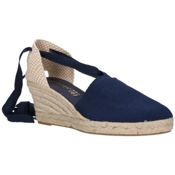 Chaussures Homme Espadrilles Fernandez VALENC. CINTAS bleu