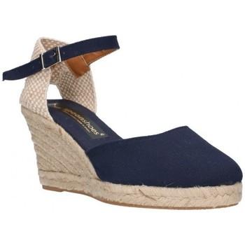 Chaussures Homme Espadrilles Fernandez 682  7C Mujer Azul marino bleu