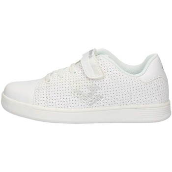 Chaussures Fille Baskets basses Lotto T4180 Sneakers Enfant Blanc Blanc