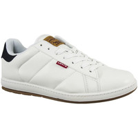 Chaussures Homme Baskets mode Levi's baskets mode  228007 declan blanc blanc