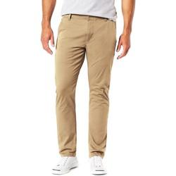 Vêtements Homme Chinos / Carrots Dockers ALPHA 4 WAY STRETCH CHINO New British kh beige