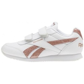 Chaussures Fille Baskets mode Reebok Sport Chaussure fille Royal Classic Jogger 2.0 2V blanc