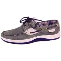 Chaussures Homme Chaussures bateau Tamicus Nautico musgo Latex VERDE