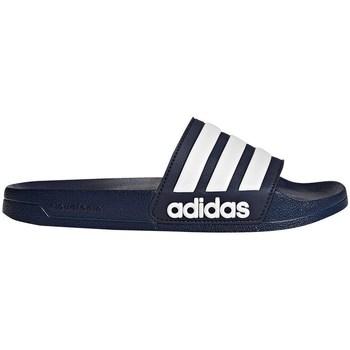 Chaussures Homme Mules adidas Originals Adilette Shower Bleu marine