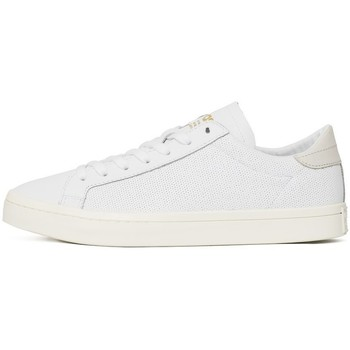 Chaussures Homme Baskets basses adidas Originals Court Vantage Blanc