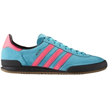 Chaussures Homme Baskets basses adidas Originals Jeans Turquoise-Rose