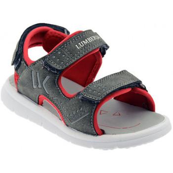 Chaussures Enfant Sandales et Nu-pieds Lumberjack BART STRAPPO Sandales