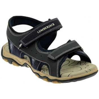 Chaussures Enfant Sandales et Nu-pieds Lumberjack LEVI SANDALO STRAPPO Sandales