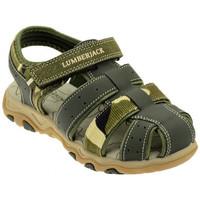 Chaussures Enfant Sandales et Nu-pieds Lumberjack LEVI RAGNETTO STRAPPO Sandales