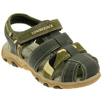 Chaussures Enfant Sandales et Nu-pieds Lumberjack LEVI RAGNETTO STRAPPO Sandales Multicolor