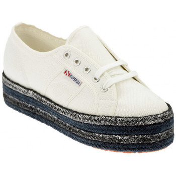 Chaussures Femme Baskets montantes Superga 2790COTCOLOROPEWSneakers Multicolore