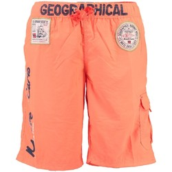 Vêtements Garçon Maillots / Shorts de bain Geographical Norway Maillot de Bain Enfant Quorban Orange