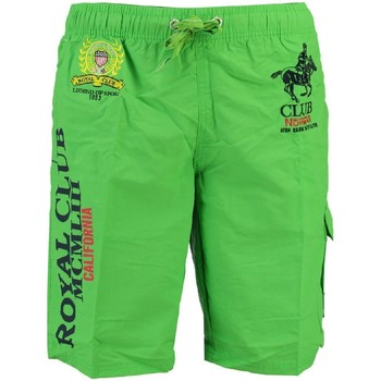Vêtements Garçon Maillots / Shorts de bain Geographical Norway Maillot de Bain Enfant Queen Vert