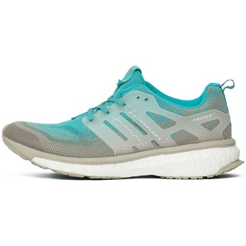 adidas Originals Consortium Energy Boost Mid SE X Packer Shoes Solebox Turquoise-Gris - Chaussures Boot Homme