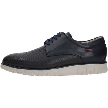 Chaussures Homme Baskets basses CallagHan 10511 Sneakers Homme BLUE BLUE