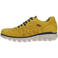 Chaussures Homme Baskets basses CallagHan 12904 Sneakers Homme YELLOW YELLOW