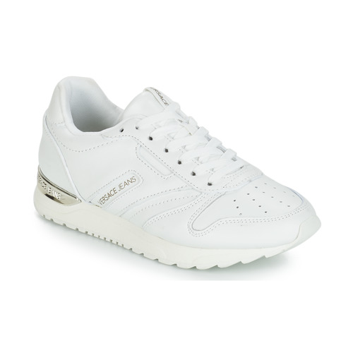 Chaussures Femme Baskets basses Versace Jeans Couture TAPADO Blanc