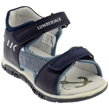 Chaussures Enfant Sandales et Nu-pieds Lumberjack BILLY STRAPPO Sandales Multicolor