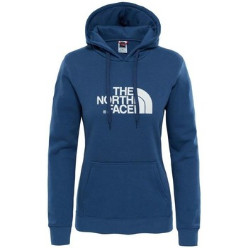 Vêtements Femme Sweats The North Face Womens Drew Peak Pullover Hoodie bleu marine