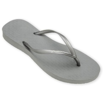 Chaussures Femme Tongs Amazonas Tongs Fun Gris GRIS