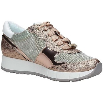 Chaussures Femme Baskets basses Liu Jo Baskets Linda roses rose