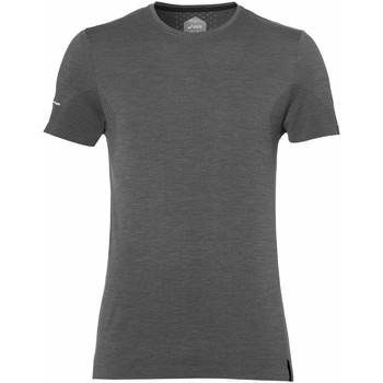 Vêtements Homme T-shirts manches courtes Asics Tee-shirt  Seamless SS - Ref. 154583-0773 Gris
