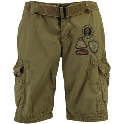 Vêtements Homme Shorts / Bermudas Geographical Norway Bermuda Homme Parfum Mastic