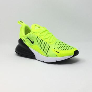 Chaussures Homme Baskets basses Nike AIR MAX 270 JAUNE/FLUO jaune