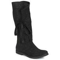 Chaussures Femme Bottes ville Papucei LUCIA Noir