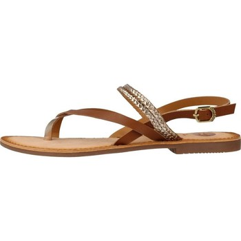 Chaussures Femme Sandales et Nu-pieds Gioseppo 45272G Or