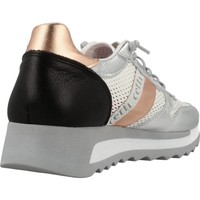 Chaussures Femme Baskets mode Cetti C1147 V18 Argent