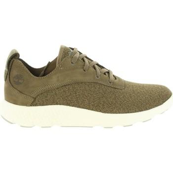 Chaussures Homme Baskets basses Timberland A1SXN FLYROAM Verde