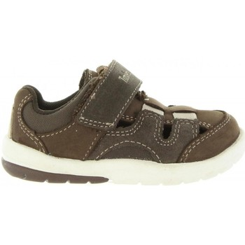 Chaussures Enfant Sandales et Nu-pieds Timberland A1P43 TODDLE Marr?n