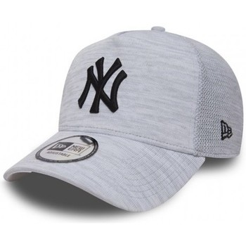 Accessoires textile Casquettes New Era CASQUETTE  ENGINEERED FIT A FRAME NEW YORK YANKEES / GRIS Gris
