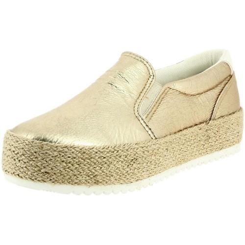 MTNG 69224 Doré - Chaussures Basket Femme