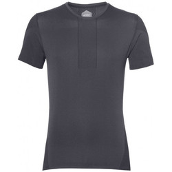 Vêtements Homme T-shirts manches courtes Asics Tee-shirt  Gel-Cool Seamless SS - Ref. 154571-0779 Gris