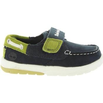 Chaussures Garçon Chaussures bateau Timberland A1BD7 TODDLE Azul