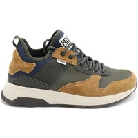 Chaussures Homme Baskets basses Palladium BASKET AXEON ARMY MULTICOLOR